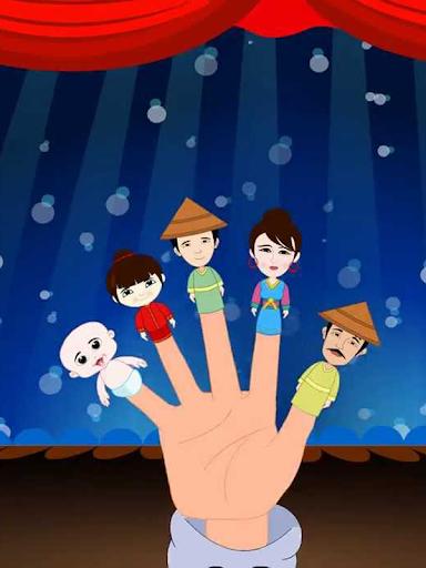 Finger Family Video Song new