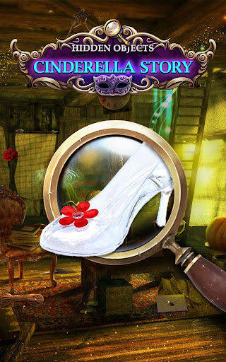 Hidden Object Cinderella Story