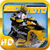 Snow moto racing HD