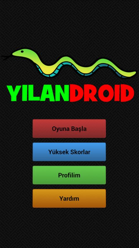 Yılandroid - screenshot