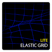 Elastic Grid Wallpaper Lite