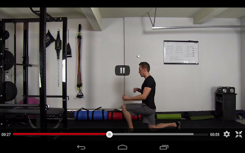 Gorilla Workout: Bodyweight Strength Progam- screenshot thumbnail