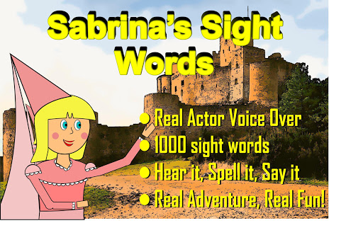 Sabrina's Sight Words