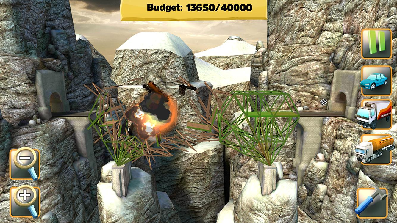 Bridge Constructor screenshot #15