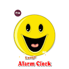 Laugh hahaha Alarm icon