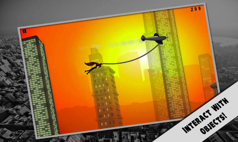 Rope'n'Fly 3 - Dusk Till Dawn - screenshot