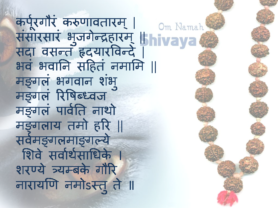 Mantra Pushpanjali With Lyrics Android Apps On Google Play