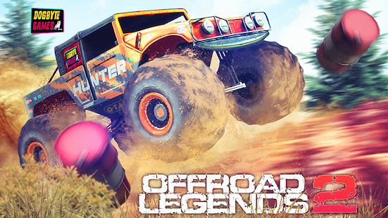 Offroad Legends 2 - Hill Climb Screenshot 15