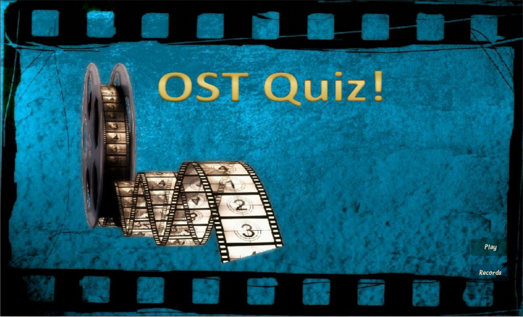 OST Quiz - screenshot