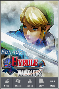 Hyrule Warriors FanApp