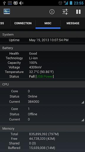 【免費工具App】OS Monitor-APP點子