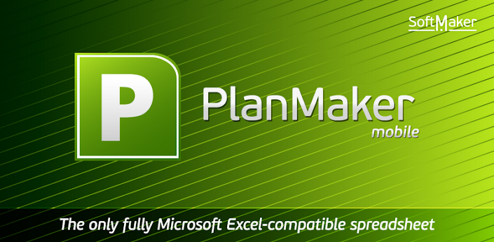 Office 2012: PlanMaker Mobile