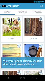 Snapfish - screenshot thumbnail
