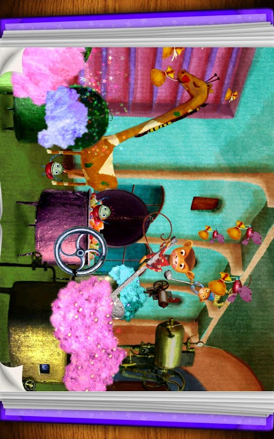 The Candy Factory HD - screenshot