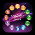 Xperia Z Style IconPack icon