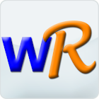 Dictionnaire Anglais-F WordRef icon