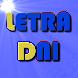 Letter DNI