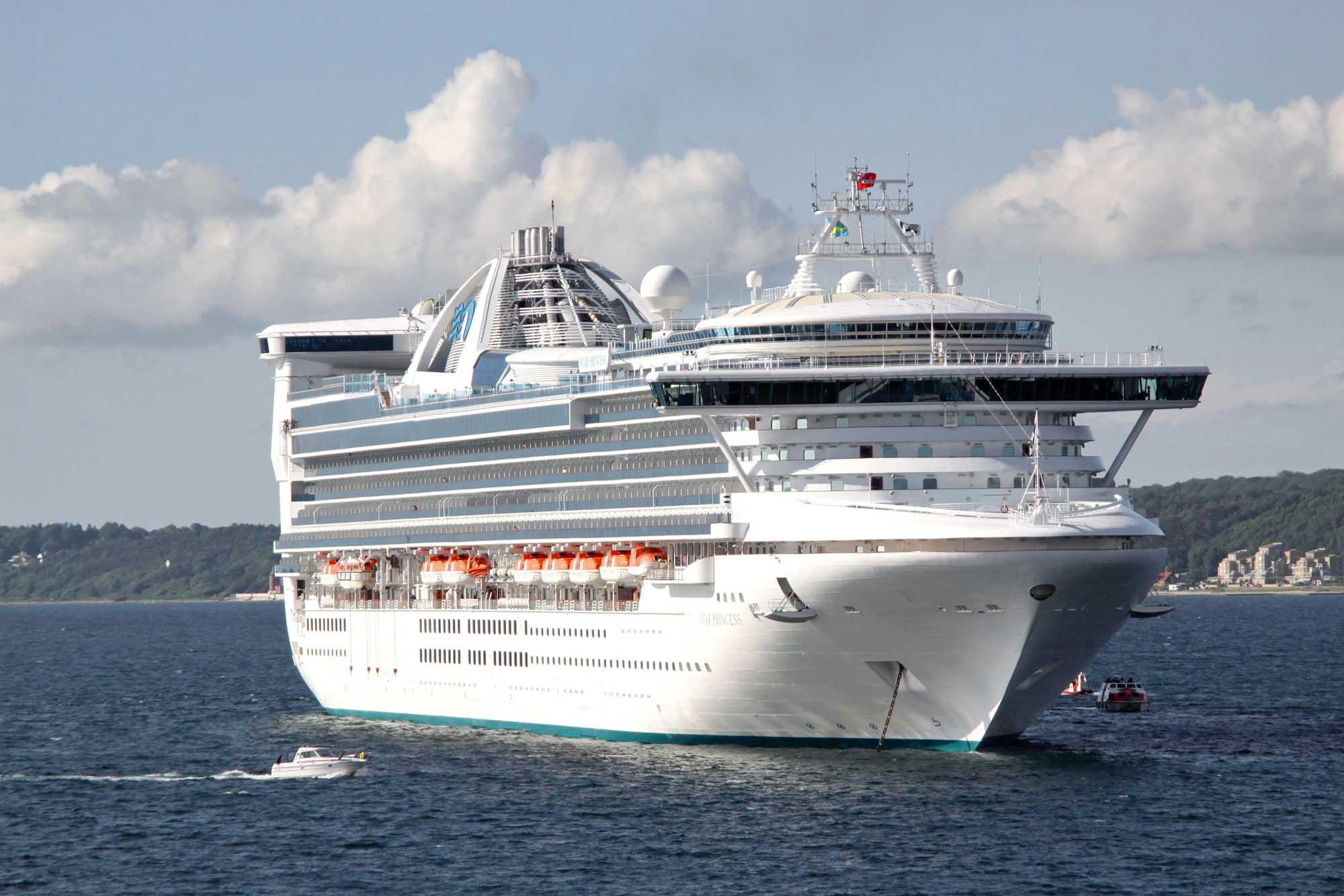 Princess Cruises Star Princess Cruise Ship  Cruiseable