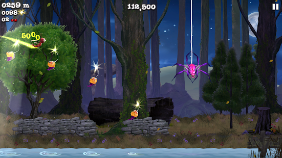 Firefly Runner Screenshot 3