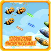 Laser Beam Shooting Game