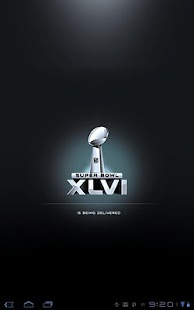Super Bowl Commemorative App - screenshot thumbnail