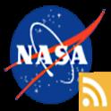 NASA RSS Feeds icon