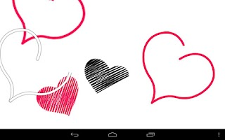 Screenshot of Love Letters Pro