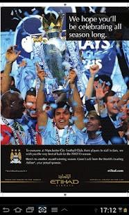Man City Editions- screenshot thumbnail