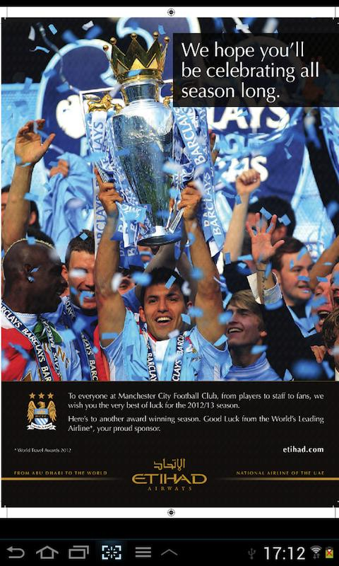 MCFC Editions - screenshot