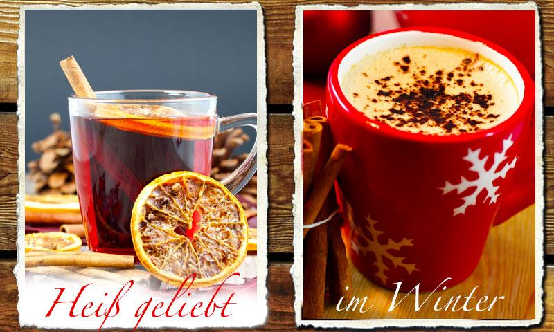 Winter-Rezepte - Glühwein & Co- screenshot