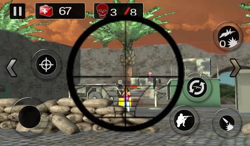 Russian Sniper Striker