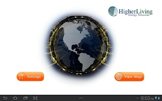 Screenshot of HL Oil & Gas Location Manager