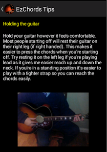 ezChords - Learn Guitar- screenshot thumbnail