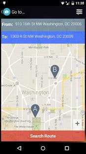 Washington DC Moves: Bus Metro - screenshot thumbnail