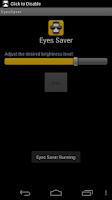 Screenshot of Eyes Saver