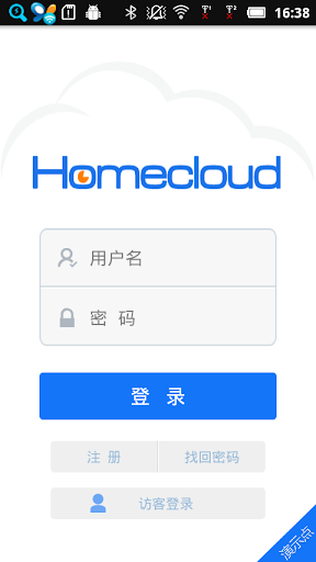 HomeCloud