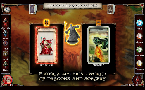 Talisman Prologue HD - screenshot thumbnail