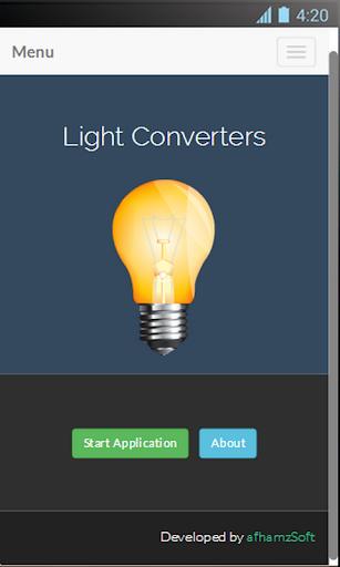 Light Converters