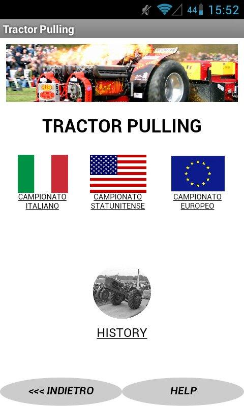 Tractor Pulling - screenshot
