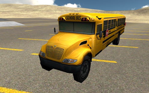 School Bus Driving 3D- screenshot thumbnail