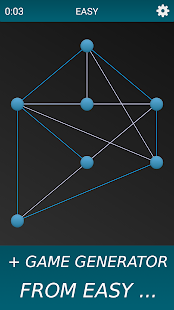 Entangled Game - Logic Puzzle- screenshot thumbnail