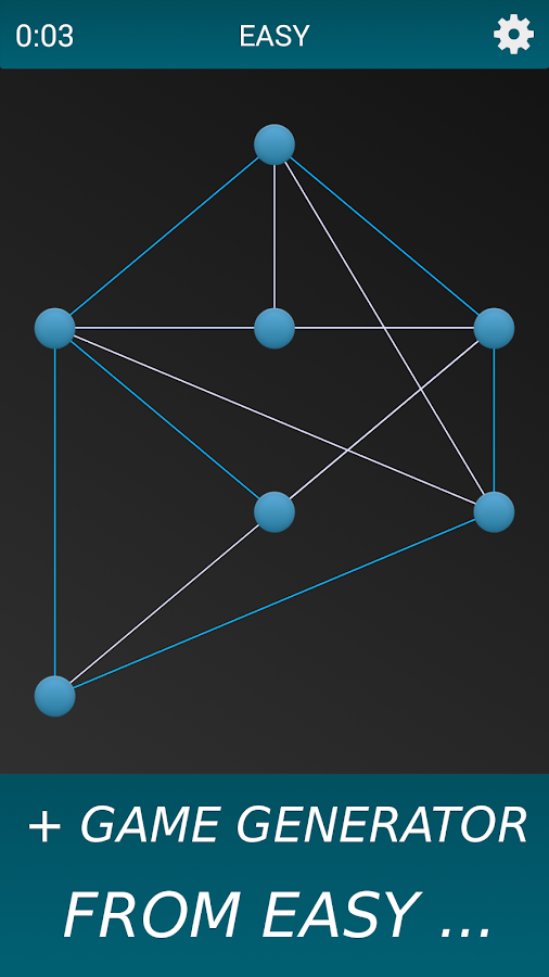 Entangled Game - Logic Puzzle- screenshot