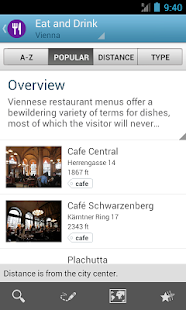 Austria Travel Guide by Tripos - screenshot thumbnail