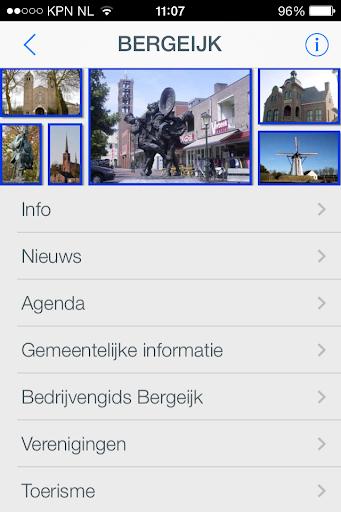 Bergeijk App