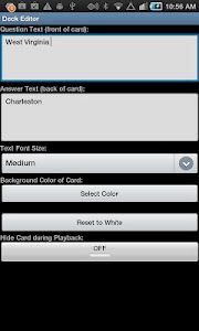 Flashcards Maker Pro ™ v3.4.0