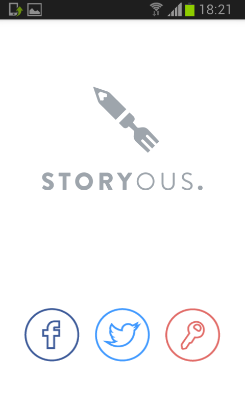Storyous - screenshot