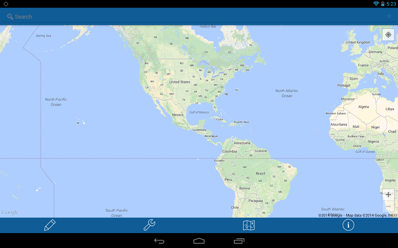 MapMart Mobile- screenshot