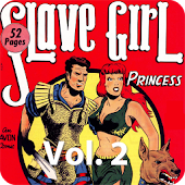 Slave Girl Comics Vol. 2