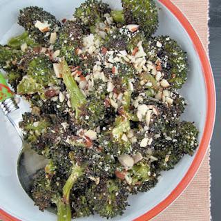Roasted Lemon Parmesan Broccoli