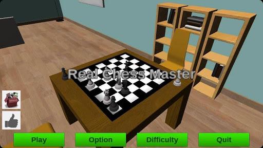 Download Real Chess Master Google Play softwares